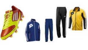 Покупайте футбольную экипировку на нашем сайте
