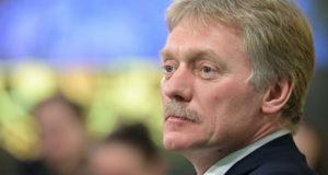 Песков заявил о выходе Украины за «красные линии»