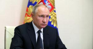 Путин проведет совещание по дорожному строительству