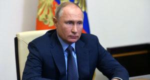 В Кремле ответили на вопрос о «дворце Путина»