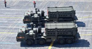 ВКС России перевооружат первый полк на С-350 «Витязь» в 2021 году