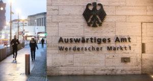 В МИД Германии заявили о необходимости конструктивного диалога с Москвой